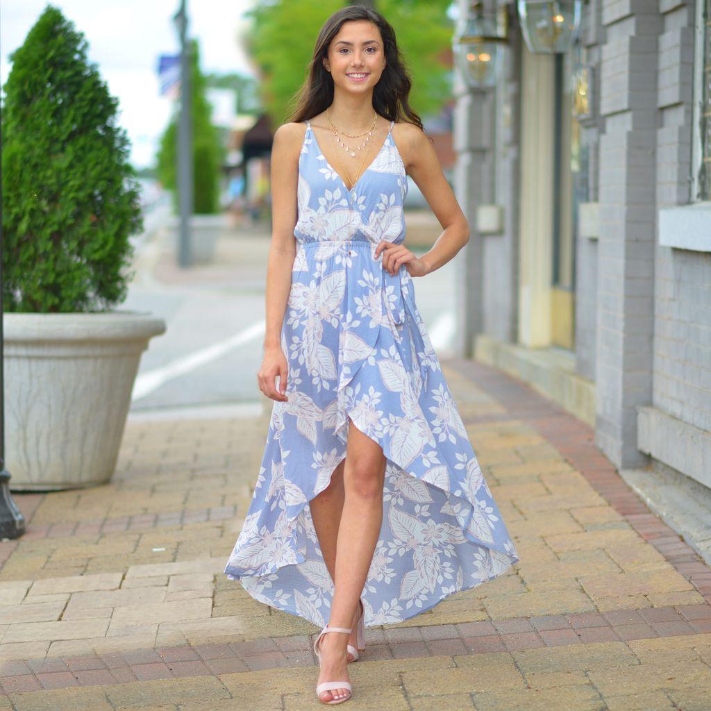 Dresses 22 Lush Lavender Summer Maxi Dress