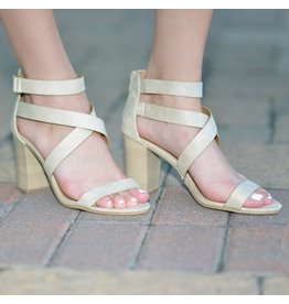 Shoes 54 Cross Roads Stone Heels