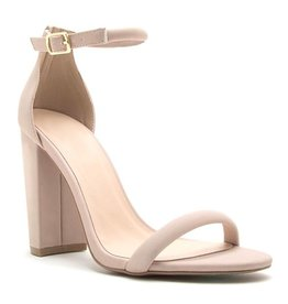 Shoes 54 Everyday Nude Heel