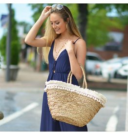 Accessories 10 Summer Fringe Straw Tote