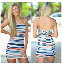 Dresses 22 Perfect To Me Stripe Dress