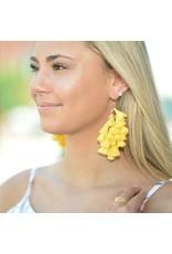 Jewelry 34 Raffia Tassel Dangle Earrings