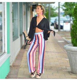 Pants 46 Hello Summer Stripe Pants