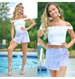 Shorts 58 Summer This Way Wrap Skort