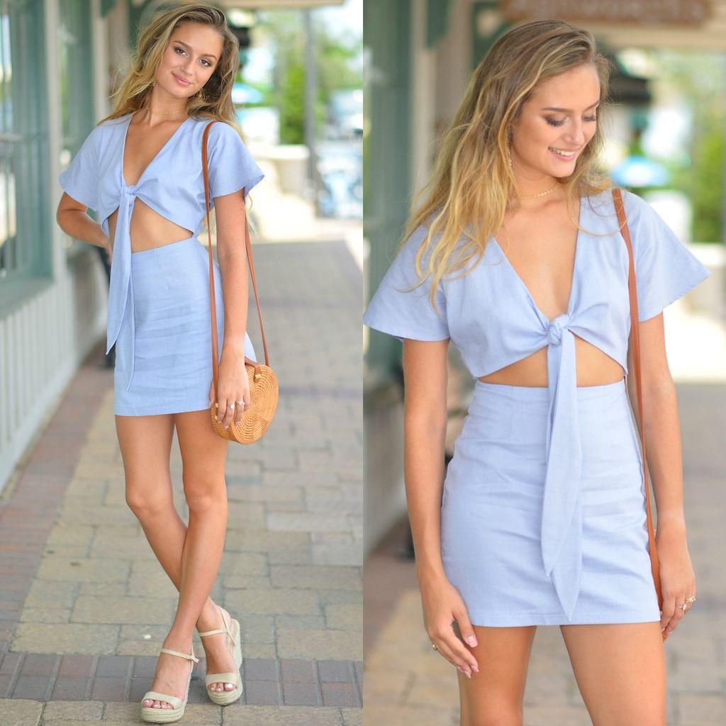 Dresses 22 Linen Dream Summer Dress