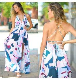 Dresses 22 Mood And Melody Abstract Maxi Dress