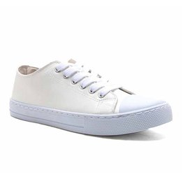 Shoes 54 Lace Up White Sneaker