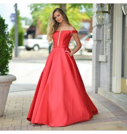 Formalwear Take My Breath Red Formal Dress