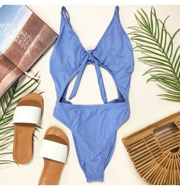 Swimsuits Coast of Cabo Tie Front Swim