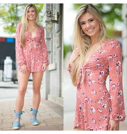 Rompers 48 Floral Expression Romper