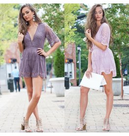 Rompers 48 Lace Lover Forever Summer Romper