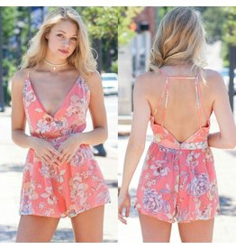 Rompers 48 Find Your Way Floral Romper