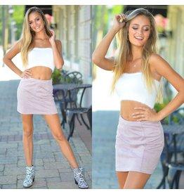 Skirts 62 Denim Daze Mauve Skirt