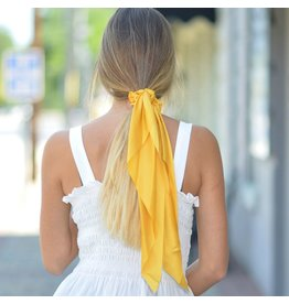 Accessories 10 Scarf Pony Mustard