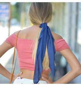 Accessories 10 Scarf Pony Navy