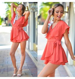 Rompers 48 Wrap Up Into Fall Spice Romper