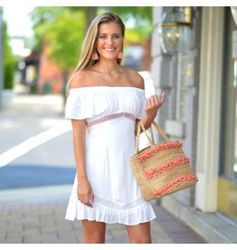 Dresses 22 Emma Off The Shoulder LWD
