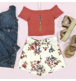Shorts 58 Florals For Fall Shorts