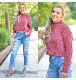Tops 66 Fall Fav Chenille Sweater