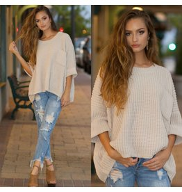 Tops 66 Fall Chenille Sweater