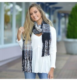 Accessories 10 Oversized Soft Plaid Scarf
