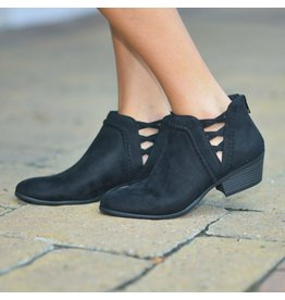 Shoes 54 Cut Out For Fall Black Bootie