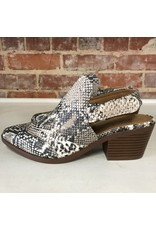 Shoes 54 Snake Print Slingback