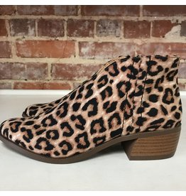 Shoes 54 Leopard Print Bootie