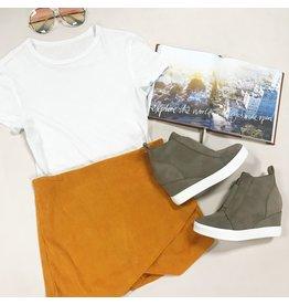 Skirts 62 Fun Fall Marigold Corduroy Skort