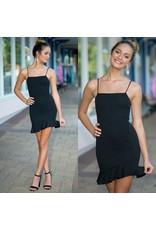 Dresses 22 Ruffle Around LBD