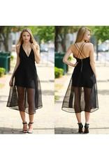 Dresses 22 Fashion Week In Milan Mesh Dress