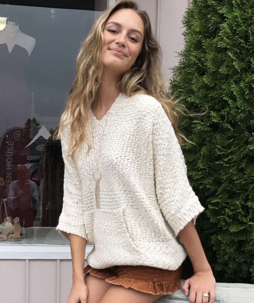 Tops 66 Fun Fall Hoodie Sweater