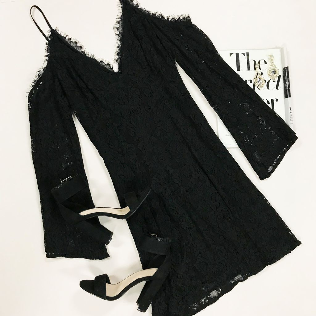 Dresses 22 Lace Get All Dressed Up LBD