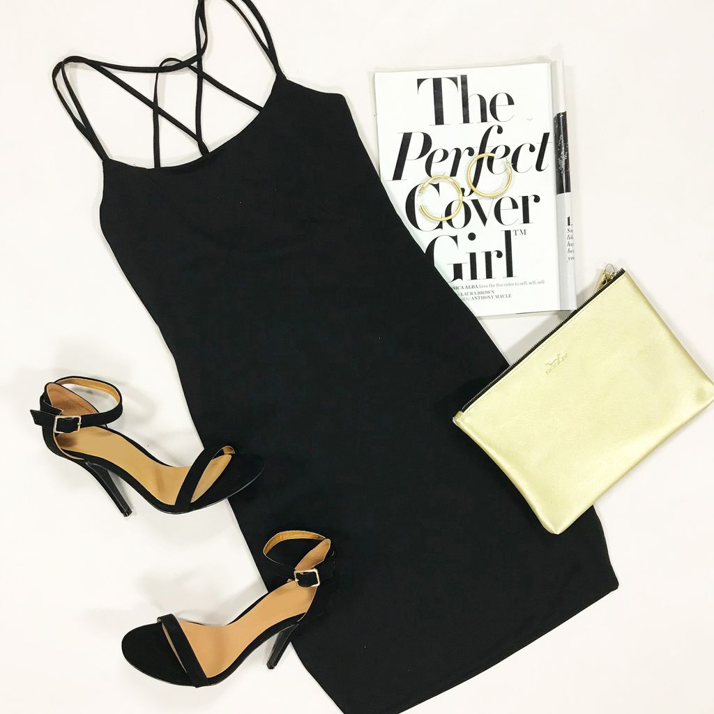 Dresses 22 It's A Date Night LBD