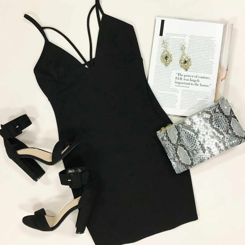 Dresses 22 Downtown Date Night LBD