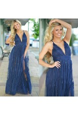 Dresses 22 Ever After Matters Navy Tulle Dress