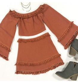 Skirts 62 Fall With Me Skirt
