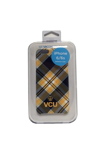 Uncommon Uncommon VCU Tartan Seal iPhone 6 Deflector Case