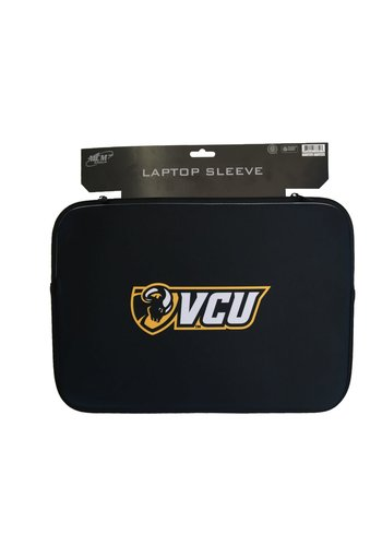"Carolina Sewn VCU 15"" Laptop Neoprene Sleeve"