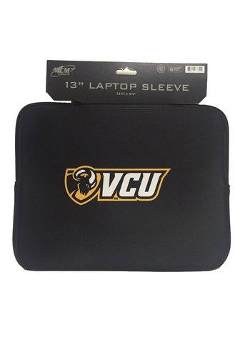 "Carolina Sewn VCU 13"" Laptop Neoprene Sleeve"