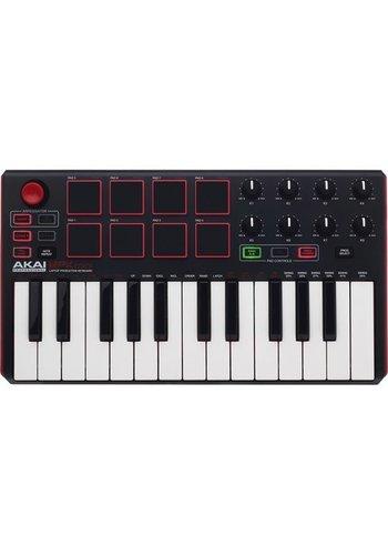Akai Akai Professional MPK mini MKII - Compact Keyboard and Pad Controller