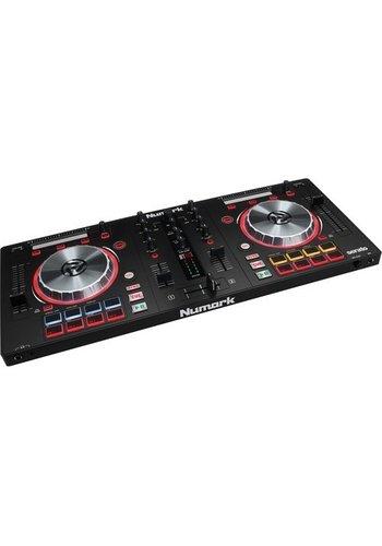 Numark Numark Mixtrack Pro 3 - DJ Controller for Serato DJ with Integrated Sound Card