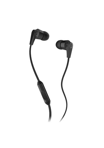 Skullcandy Skullcandy Ink'd 2.0 Earbud Headphones w/ Mic Black