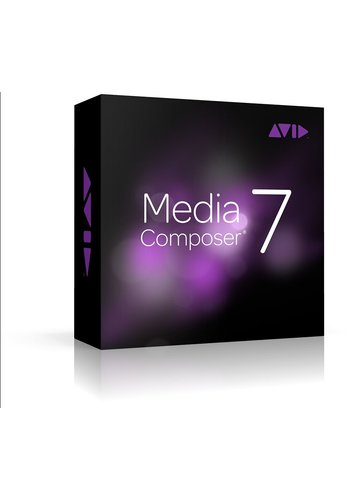 Avid Avid Media Composer 7.0: Interplay Edition (Academic) for Students
