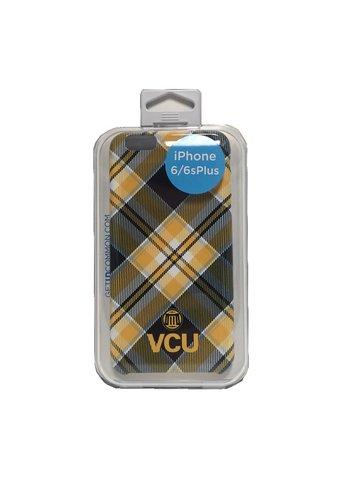 Uncommon Uncommon VCU Tartan Seal iPhone 6 Plus Deflector Case