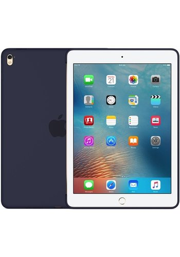 Apple Apple Silicone Case for 9.7-inch iPad Pro - Midnight Blue