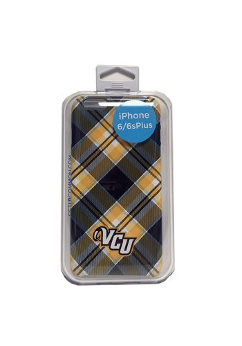 Uncommon Uncommon VCU Tartan Horn Logo iPhone 6 Plus Deflector Case