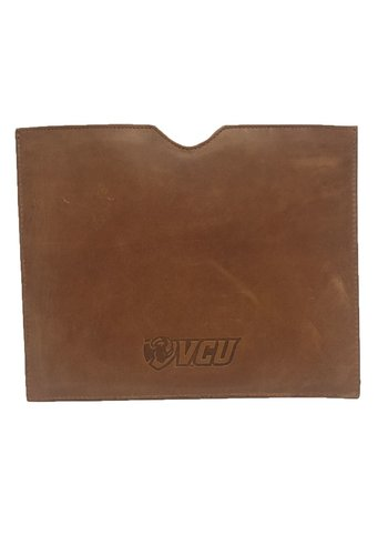 Carolina Sewn VCU Leather iPad Air 2 Sleeve