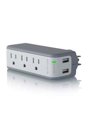 Belkin Belkin USB Charging 5-Outlets Mini Surge Suppressor