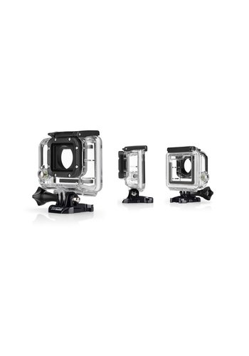 GoPro Ultra durable housing for HERO3+ and HERO3 cameras. Waterproof to 197' (60m). <br /> Compatibility: HERO4 Black, HERO4 Silver, HERO3+, HERO3